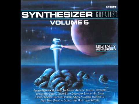 Serra - Learning Time (Nikita) (Synthesizer Greatest Vol.5 by Star Inc.)