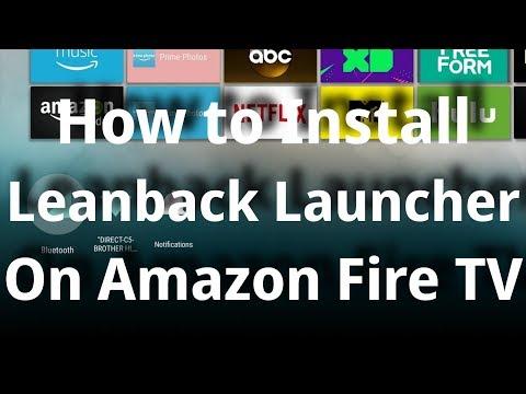 Leanback Launcher   Android TV Box   Amlogic - смотреть