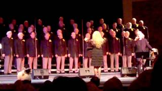 Skye Boat Song - Burlington Welsh Male Chorus w/ John McDermott