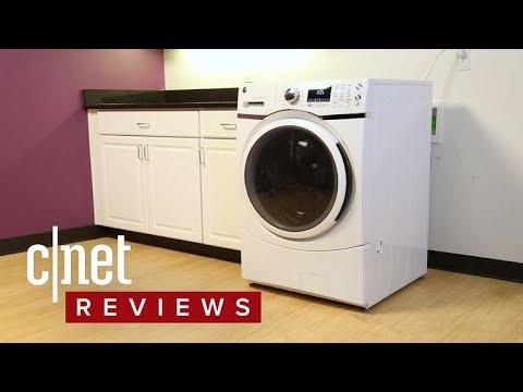 GE GFW450SSKWW washing machine review
