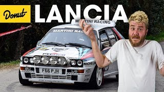 LANCIA - Everything You Need to Know | Up to Speed