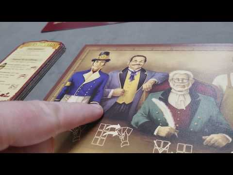 Thurn & Taxis: How to Play