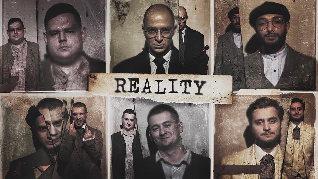 Piem, Oxxxymiron, J. Makonnen, Dinast, Letai, Palmdropov — Reality