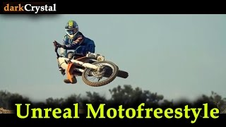 Трюки на мотоциклах. Unreal Motofreestyle ! HD Нереальный Мотофристайл!