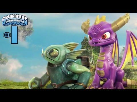 Skylanders : Spyro's Adventure PC