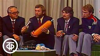 """Покорители Эвереста. Встреча в Концертной студии """"Останкино"""" (1982)"""