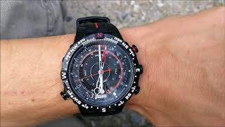 Timex Intelligent Quartz ,Tide, Temperature, Compass T2N720