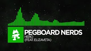 [Hard Dance]   Pegboard Nerds   Hero (feat. Elizaveta) [Monstercat Release]