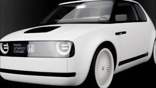DNA Collectibles Honda Urban EV Concept