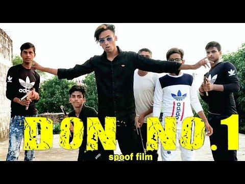Don No 1 || Nagarjun Hindi full action spoof  film || by LUV KUSH CREATION