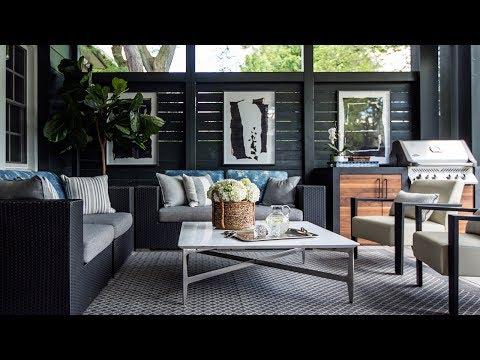 Interior Design – How To Design A Beautiful Indoor-Outdoor Space