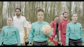 Le nouveau clip Féminisation de la FFF !