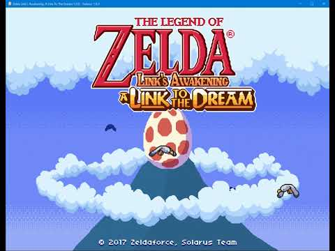 A Link to the Dream - Live Gaming - Présentation du gameplay