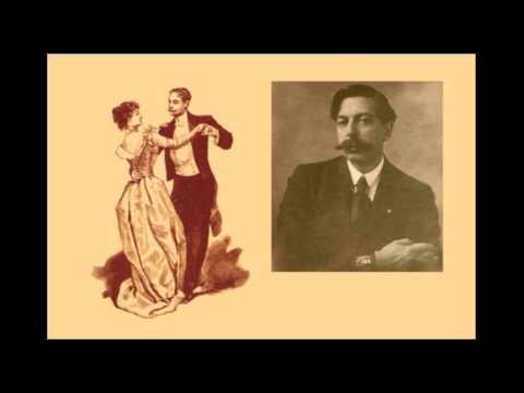 """Enrique Granados: I. Introducción (Presto) de """"Apariciones: Valses románticos"""" (1891-93)"""