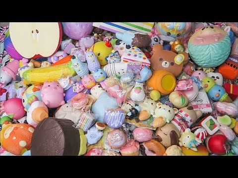HUGE UPDATED SQUISHY COLLECTION