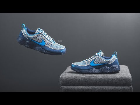 Review & On-Feet: Stash x Nike Air Zoom Spiridon '16