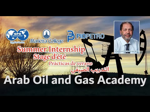 Introduction to Oil and Gas Industry, Dr. Moustafa Oraby - YouTube