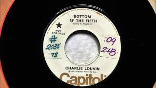 Bottom Of The Fifth , Charlie Louvin , 1973 45RPM