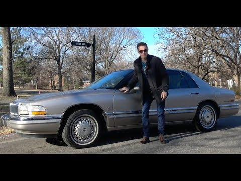 An Old Buick Is The Best Used Car For Broke Millennials
