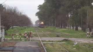 preview picture of video 'GM GT 22 9063 al 8 x La Reja (05-09-2013)'