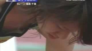 陸上女子100M 福島千里 圧勝!
