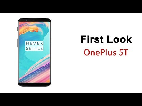 OnePlus 5T First Look