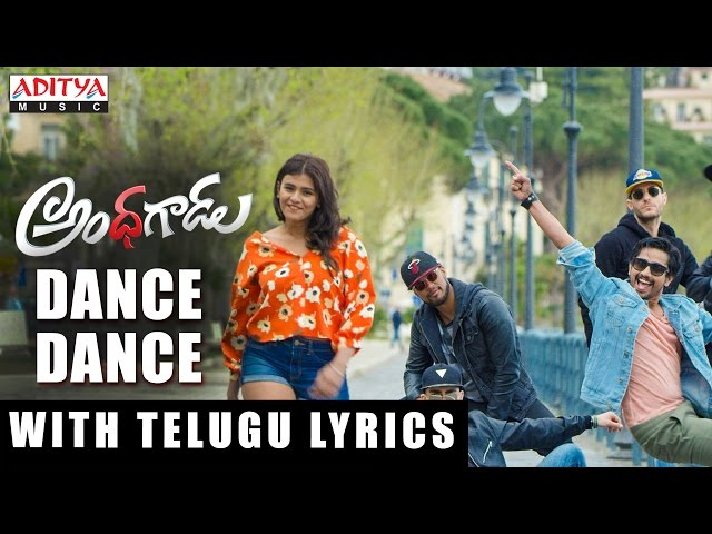 Dance Dance Audio Song | Andhhagadu Movie Songs | Raj Tarun, Hebah Patel