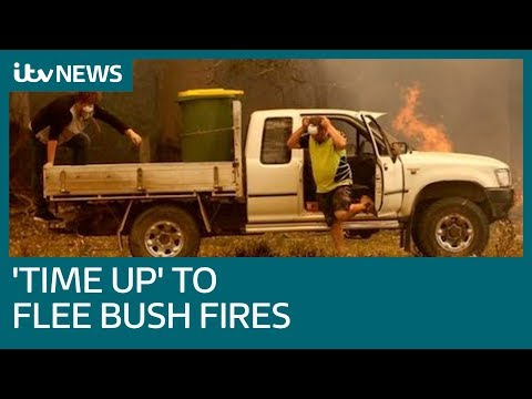 People warned time has run out to flee Australia wildfires | ITV News