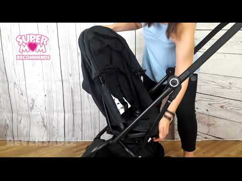 SuperMom Recommends: Cybex Eezy S Twist Stroller