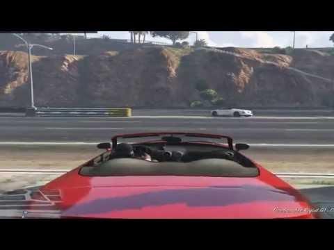 GTA5 2015 Неплохо прокатились!