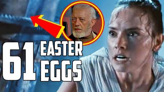 Star Wars: The Rise of Skywalker - Final Trailer Easter Eggs