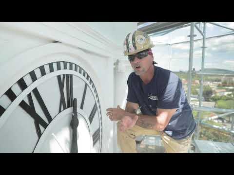 Meriden, CT Clocktower Restoration