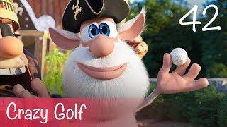 Booba - Crazy Golf - Episode 42 - Cartoon for kids