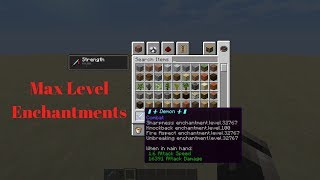 enchanted minecraft lvl 10000 - TH-Clip