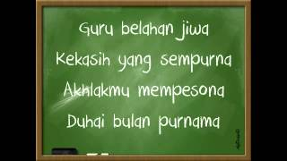 SELAMAT HARI GURU 2013 - 'Guru Belahan Jiwa'