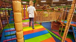 Fun for Kids and Family at Leo's Lekland Indoor Playground