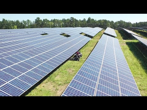 Honda Autonomous Work Vehicle: Solar Operations Use Case