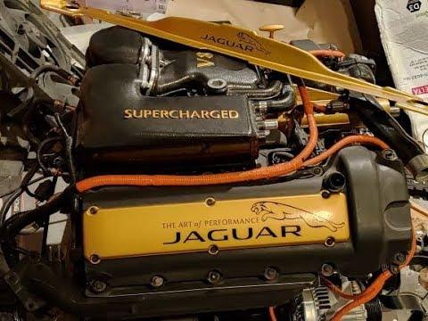 Jaguar XKR 4.0 Engine rebuild