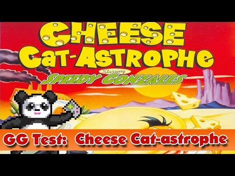 Was taugt Cheese Cat Astrophe - Starring Speedy Gonzales (GameGear) heute noch? (Review/Test)