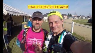 Trail du Pays Bleu (le Parageot) 42 km