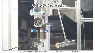 Compact and High Performance Torque-Controlled Actuators and Its Implementation to Disaster Response