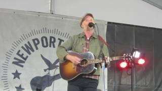 Billy Bragg  @ Newport Folk Festival 2017