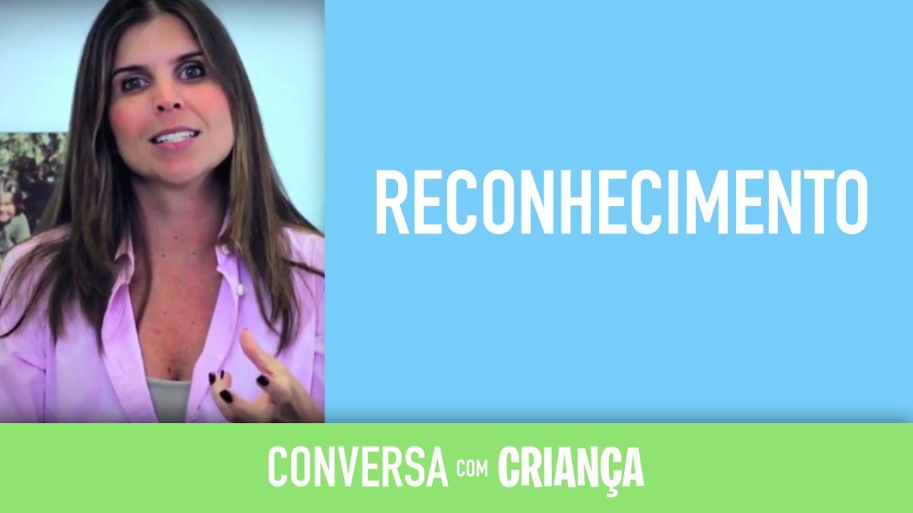 Reconhecimento - Versão Resumida | Psicóloga Infantil Daniella Freixo de Faria