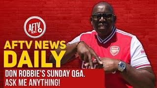 Don Robbie's Sunday Lockdown Q&A | Ask Me Anything