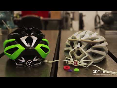 3DDrucker.de – Die Stratasys MultiMaterial 3D Drucker