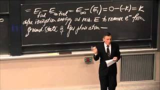 Lec 4 | MIT 3.091SC Introduction to Solid State Chemistry, Fall 2010