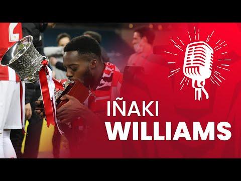 🎙️ Iñaki Williams | post FC Barcelona 2-3 Athletic Club I Final Supercopa 2021