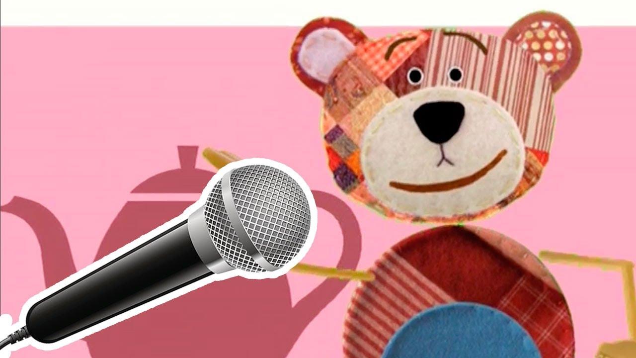 Soy una taza. Karaoke de la canción para niños