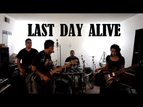 Mainstream Disease - Last Day Alive (Studio Rehearsal)