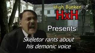 Skeletor Rants About his Demonic Voice